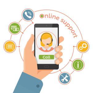 servicio-de-asistencia-en-línea-concepto-del-centro-de-atención-telefónica-del-soporte-técnico-88748741