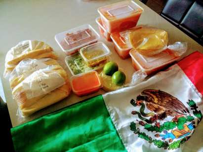 pedido mexicano